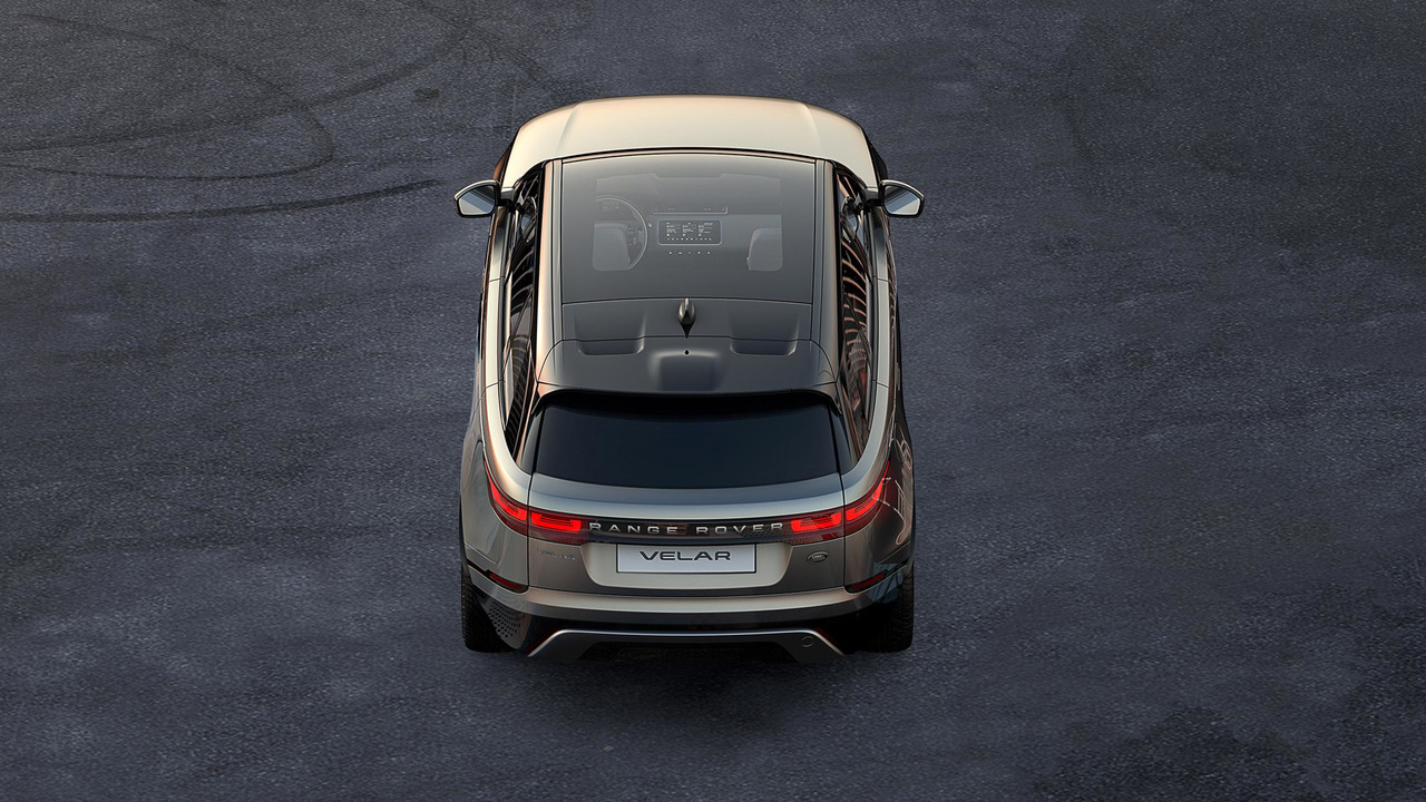 Range Rover Velar Νέα προσθήκη στην οικογένεια της Land Rover!